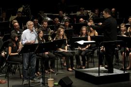 Biel Majoral celebra 15 años de 'La Tonada' en el Teatre Principal