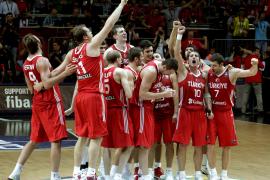 Tunceri hace un milagro y Turquía jugará por la medalla de oro