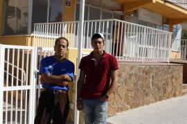 Refugiados: «Hemos huido del infierno»