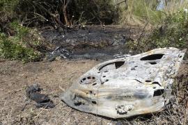 Fallece quemado un joven de 23 años tras sufrir un accidente en la carretera Manacor-Porto Cristo