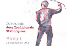 La Fira dels Jocs Tradicionals Mallorquins regresa a Biniali