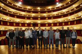 El Principal reúne los teatros de la Part Forana para iniciar proyectos de colaboración