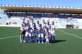 Primera victoria del Atlètic de Balears