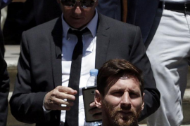 Messi es exculpado por la Fiscalía, que concluye que el fraude se cometió «por decisión» del padre