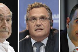 La FIFA denuncia que Blatter, Valcke y Kattner se enriquecieron ilícitamente