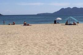 Cerca de 200 quejas de turistas en dos días por la mala gestión del Port de Pollença