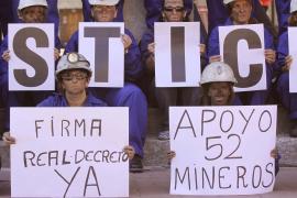 Concentración en Palencia en defensa del futuro de la minería