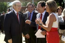Montilla precisa que la política de alianzas se fija en el PSC y «en ningún otro sitio»
