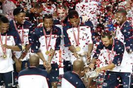 Estados Unidos conquista el Mundial de baloncesto y España acaba sexta