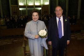 El empresario Andrés Isern  fallece en Palma a los 82 años de edad