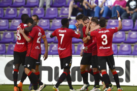 El Mallorca se mantiene en Segunda