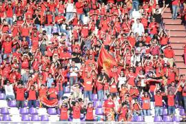 Alegría por la permanencia del Mallorca