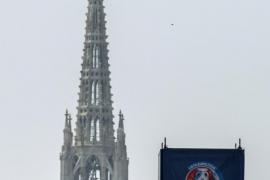 Detienen en Ucrania a un francés que planeaba atentar en la Eurocopa