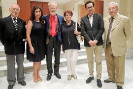 Entrega de premios de Rotary Club Mallorca