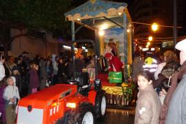 INCA - REYES MAGOS - CABALGATA DE LOS REYES MAGOS 2010