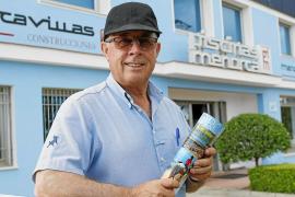 Arturo Sintes, el señor de las piscinas y las bicicletas