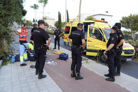 El joven que atropelló y mató a una corredora en Palma cuando conducía drogado alega toxicomanía