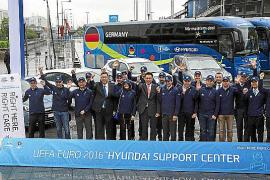Hyundai Motor ha cedido 361 vehículos de apoyo a la UEFA EURO 2016