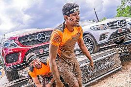 Los SUV de Mercedes-Benz, en la Reebok Spartan Race
