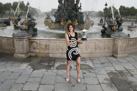 Muguruza estrenará su título de Roland Garros en Santa Ponça