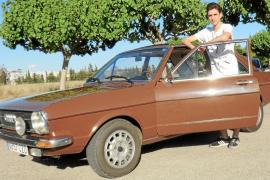 Un robusto coche alemán