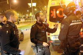 Una taxista resulta herida tras una brutal agresión de un alemán ebrio en Palma