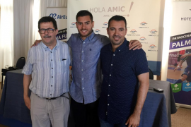 El Palma Futsal dice adiós a Taffy y pone en marcha su nuevo proyecto