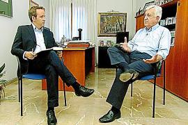 Gabriel Cañellas define a Matas como un «tecnócrata que nunca creyó en el partido»