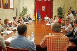 El Govern comunica a los vecinos de la Platja de Palma que habrá expropiaciones