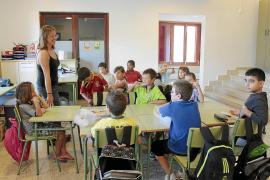 La Part Forana inicia el curso con reformas sin acabar en algunos centros escolares