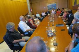 Calvià se une contra la realización de filmaciones que dañen la imagen del municipio