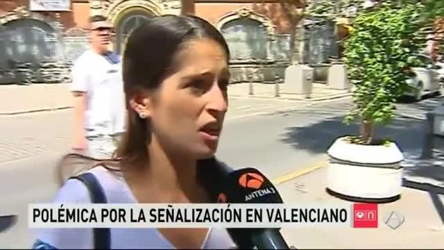 La polémica de la periodista valenciana que no entendía el valenciano
