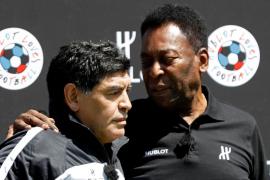 Cazan a Maradona y Pele criticando a Messi: «No tiene personalidad para ser un líder»