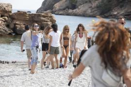 Anuncio de El Corte Inglés elaborado en Mallorca