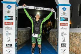 EIVISSA. TRIATLON. IBIZA BLUE CHALLENGE 2015. Juan Carlos Campillo vence en el Ironman.