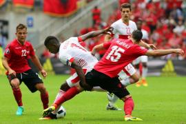 Suiza se impone por la mínima a Albania