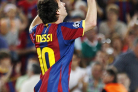 El Barça recupera su esencia en su debut europeo (5-1)