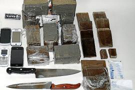 Desmantelado un punto de venta de droga en Santa Ponça