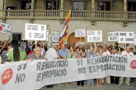 Los vecinos de la Platja de Palma irán el viernes al pleno de Cort para exigir a Calvo una respuesta