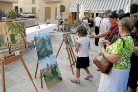 El Castillo de San Carlos y Costitx acogerán sendas Trobades de Pintors
