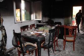 El joven de 19 años ingresado en la Vall d'Hebrón tras el incendio del Tolleric permanece estable