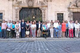 Las instituciones de Balears guardan silencio por Orlando