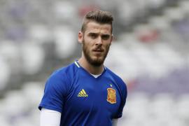 De Gea es titular en el debut de España ante la República Checa
