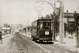 La EMT conmemora cien años de historia del transporte público