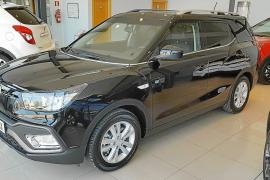 El nuevo SsangYong XLV ya está disponible en Frau Automóviles