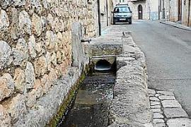 Los pozos de varias zonas de Sóller han bajado más de 10 metros y se han secado