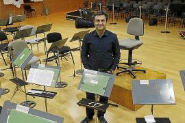 Salvador Sebastián se despide de la Banda de Palma a finales de julio