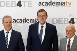 """Rajoy demanda """"mantener la misma dirección"""" para llegar a los 20 millones de ocupados"""