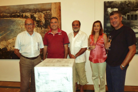 Exposición colectiva en la Misericòrdia con motivo de la Diada de Mallorca