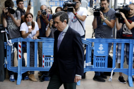 Matas pide pagar 45.000 euros de multa por malversación y fraude